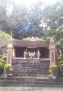 The memorization temple on Road 20